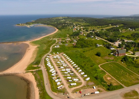 Activities Sunset Sands Rv Park Located In Port Hood